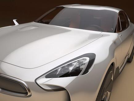 מכונית קונספט - קיה פרנקפורט 2011