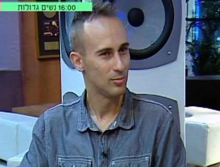 אסף אמדורסקי (תמונת AVI: mako)
