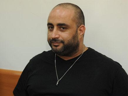 מיכאל חזן בבית המשפט