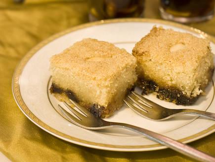 עוגת ספרה (צילום: אולג פלידר)