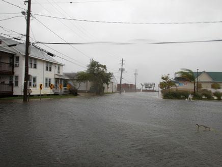 הוריקן איירין (צילום: רויטרס)