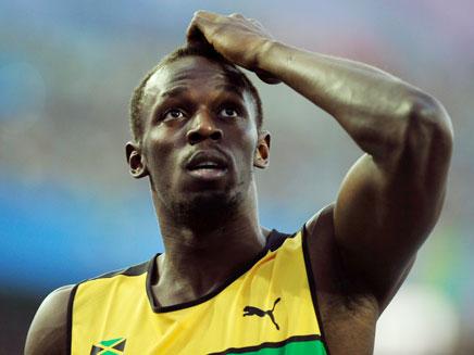 בולט משלים דאבל: זכה ב-200 מטרים (צילום: רויטרס)