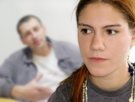 בחורה במצוקה (צילום: Galina Barskaya, Istock)