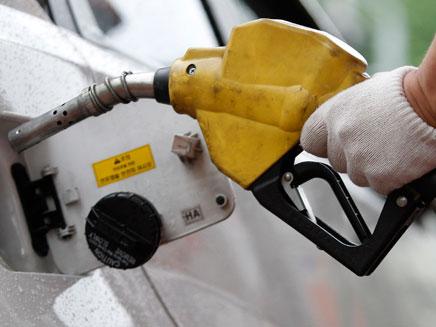 ירידה משמעותית במחיר הדלק (צילום: רויטרס)