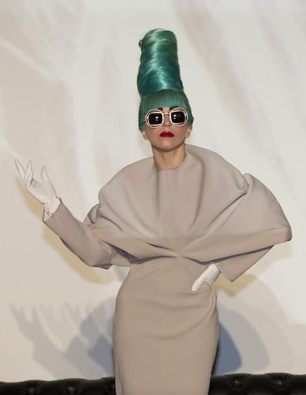 גם לליידי גאגא יש זכרונות מאפריקה (צילום: Handout, GettyImages IL)