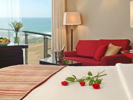 מלון דניאל, הרצליה (צילום: עמית גירון,  יחסי ציבור )