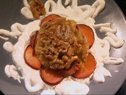 עוגת מייפל ואגוזים (תמונת AVI: mako)