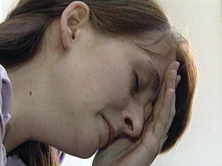 """מארי פיזם, אמה של רוז ז""""ל, בגזר הדין (צילום: חדשות 2)"""