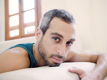 יונתן דוד (צילום: חגי לפלר)