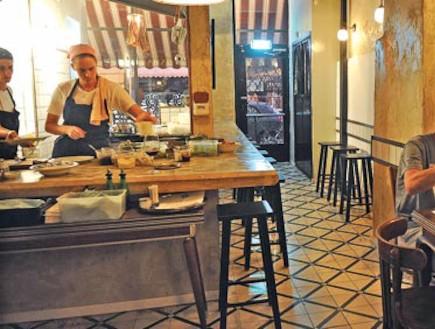 מסעדת 44 (צילום: תמר מצפי, גלובס)