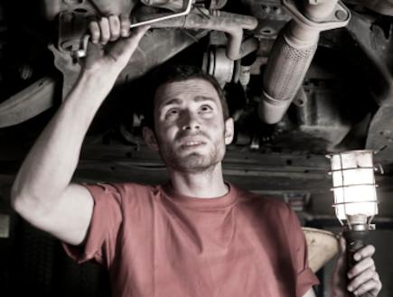 מתקן רכב (צילום: istockphoto)