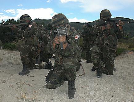 חיילים טורקים (צילום: צבא טורקיה)