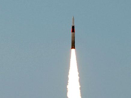 טילים ישראלים בסכסוך הקוריאני (צילום: AP)