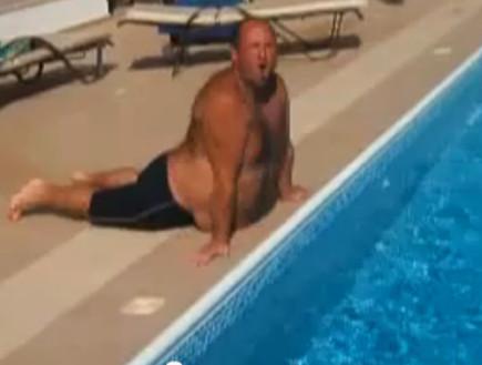בן אדם כלב ים