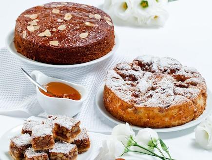 עוגות ראש השנה רשת ארקפה