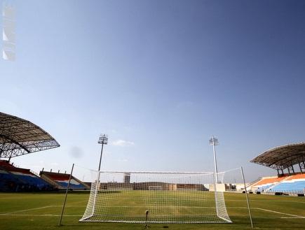 האצטדיון החדש בעכו. יש אישור (יוסי ציפקיס) (צילום: מערכת ONE)