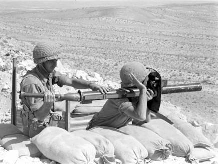 """מלחמת יום הכיפורים (צילום: אתר צה""""ל)"""