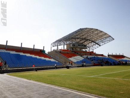 אצטדיון טוטו עכו (יוסי ציפקיס) (צילום: מערכת ONE)