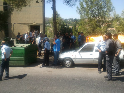 מפגינים בירושלים - מחאת הדיור (צילום: יוסי זילברמן, חדשות 2)