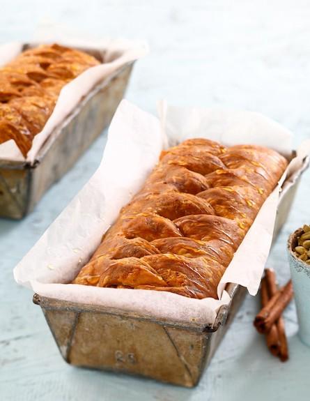 עוגות וחלות לראש השנה לחם ארז