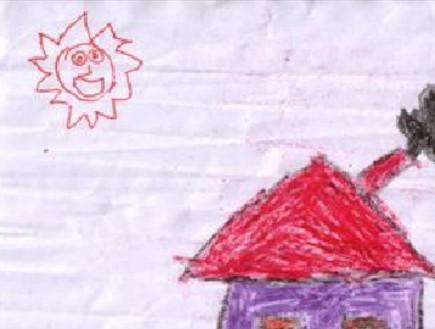 פענוח ציורי ילדים - סרבני אוכל חלל ריק (צילום: תומר ושחר צלמים)