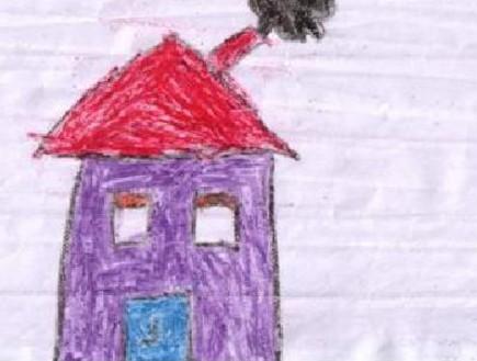 פענוח ציורי ילדים - סרבני אוכל הבית (צילום: תומר ושחר צלמים)