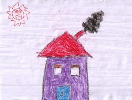 פענוח ציורי ילדים - סרבני אוכל הציור הכללי (צילום: תומר ושחר צלמים)