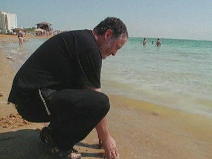 ספנסר טוניק, היום בים המלח