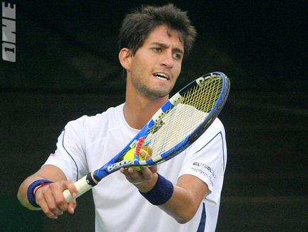 אמיר וינטרוב. עלה לחצי הגמר (יניב גונן) (צילום: מערכת ONE)