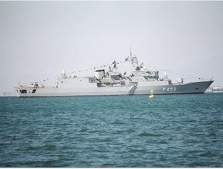ספינת טילים יוונית (צילום: האתר הרשמי)