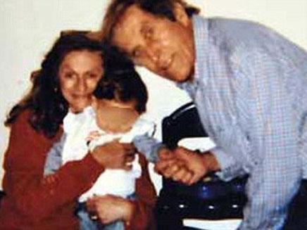 הפעוטה נלקחה מהוריה בשל גילם (צילום: דיילי מייל)