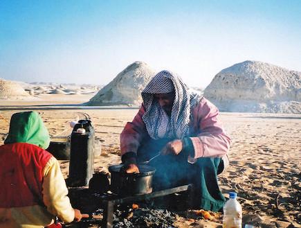 המדבר הלבן, מצרים
