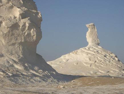 המדבר הלבן ,מצרים
