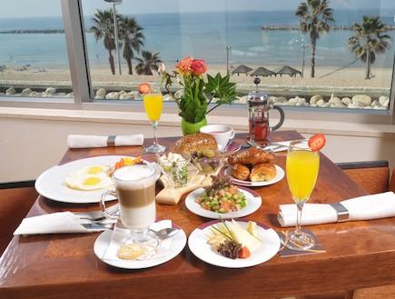ארוחת בוקר במלון דניאל הרצליה צילום רונן דבש (צילום: האתר הרשמי)