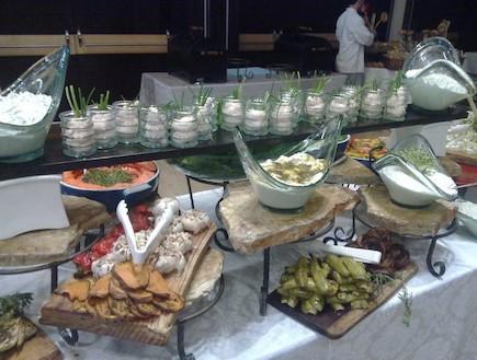 ארוחת בוקר קראון פלזה תל אביב (צילום: האתר הרשמי)