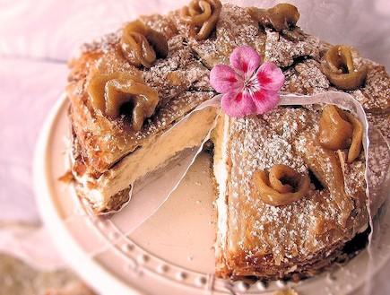 קרם שניט - העוגה (צילום: דליה מאיר)