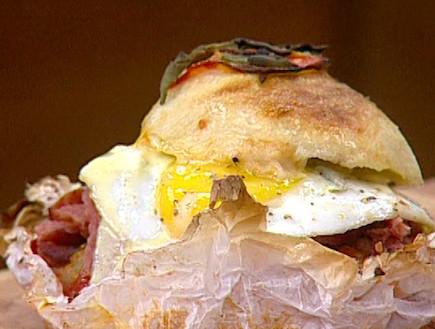 המבורגר לוף (צילום: מאסטר שף)