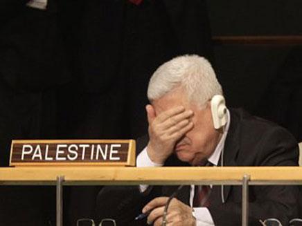 """למוד אכזבות באו""""ם. אבו מאזן, ארכיון (צילום: AP)"""