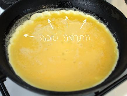 חביתה 3 (צילום: אסתי רותם, אוכל טוב)