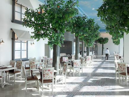 חדר אוכל הרודס תל אביב (צילום: האתר הרשמי)
