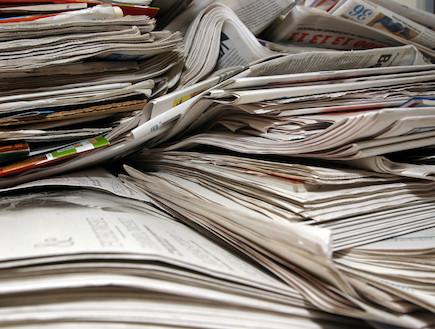 עיתונים ישנים
