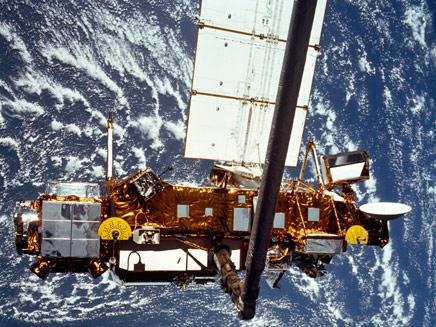 לווין שיפול בכדור הארץ (צילום: חדשות 2)