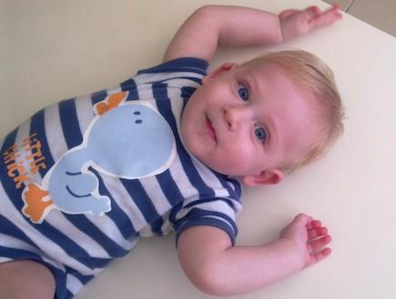 אבישי ברנע התינוק - סיפור לידה (צילום: תומר ושחר צלמים)