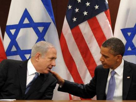בנימין נתניהו, ברק אובמה (צילום: חדשות 2)
