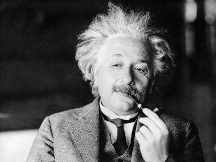 איינשטיין. שימוש חופשי (צילום: AP)