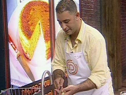 אבי ואליהב מבשלים את מנת הגמר (תמונת AVI: mako)