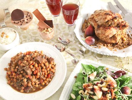 ארוחת חג של 60 60