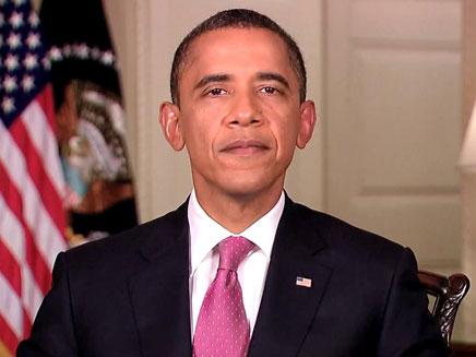 """נשיא ארה""""ב, ברק אובמה (צילום: אתר הבית הלבן)"""