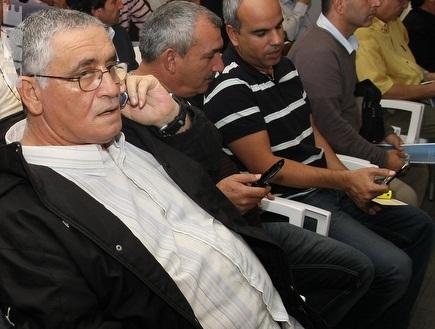 עמי בלולו יושב ראש עירוני בת ים (דרור עינב) (צילום: מערכת ONE)