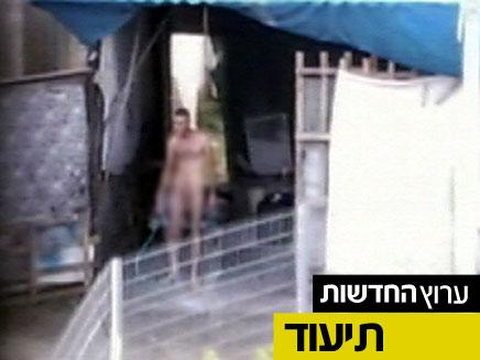 צפו בתיעוד: נקמתו של השכן (צילום: חדשות 2)